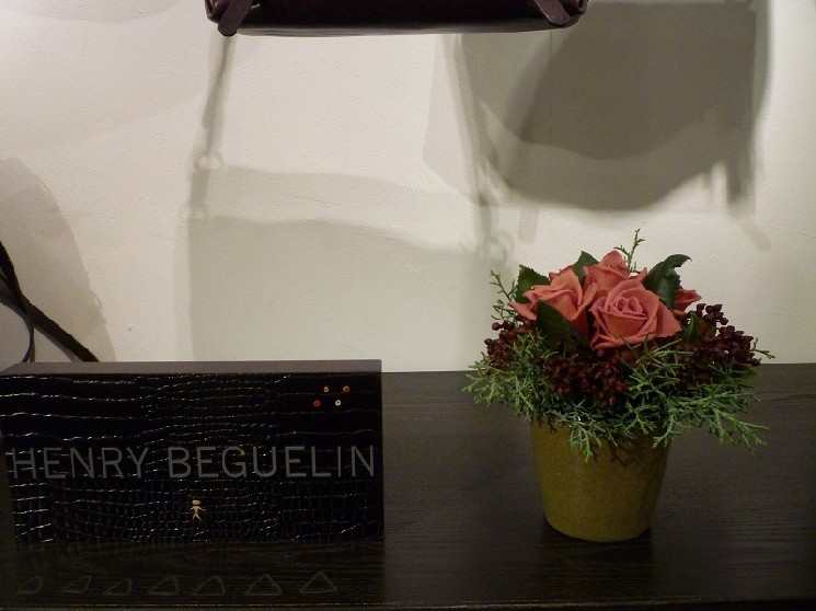 HENRY BEGUELIN 福岡店